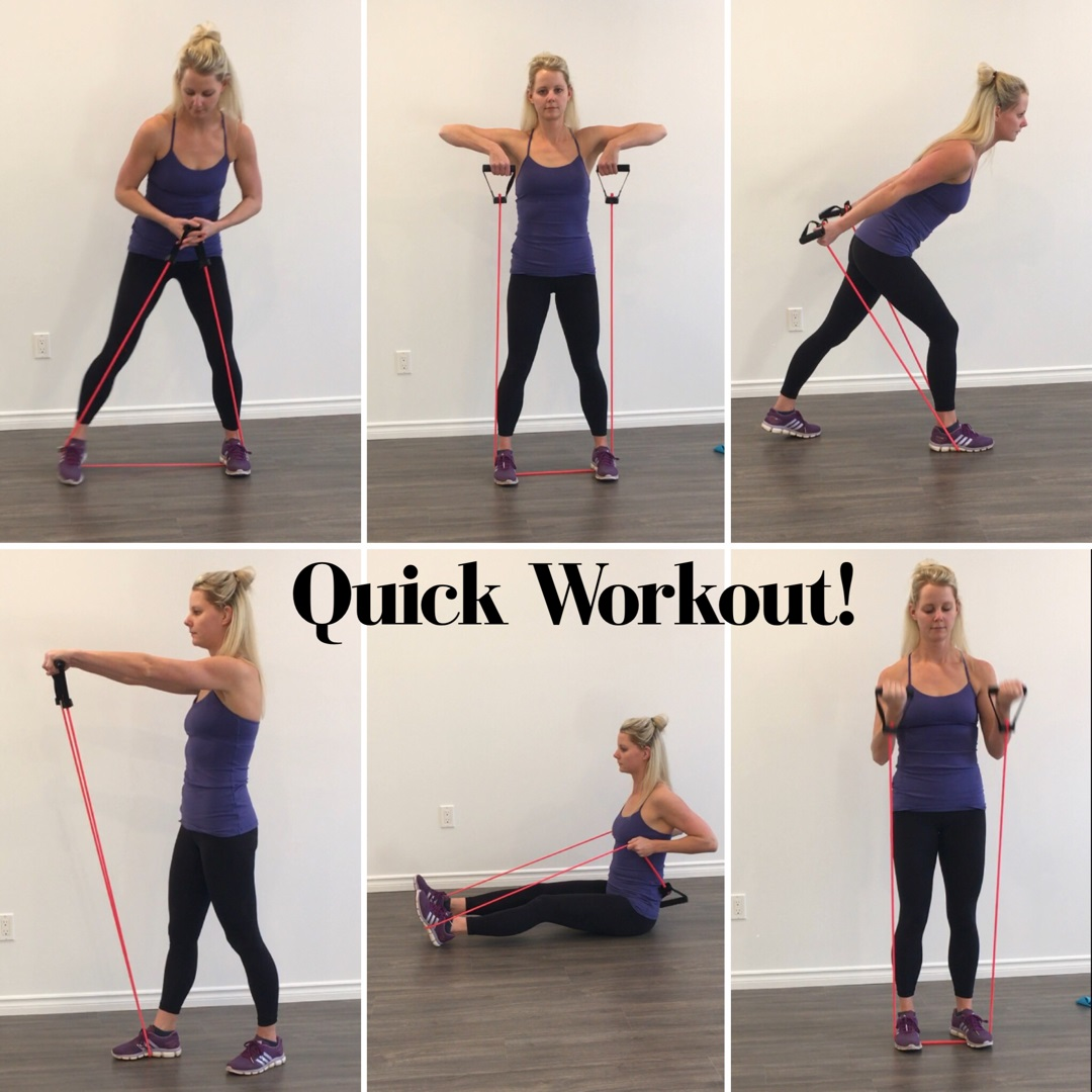 exercise, lindsy matthews, at home workout, band, crunches, personal trainer, fitness, exercises, image