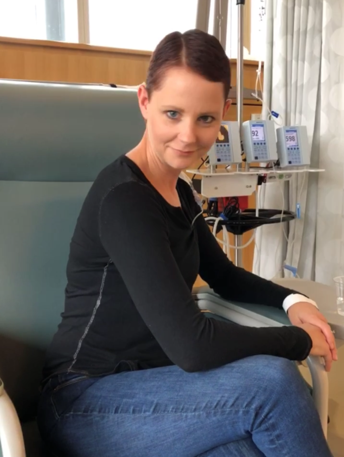 lindsy matthews, breast cancer, cancer, chemo, herceptin, personal trainer